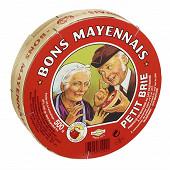 Bon mayennais petit brie 500g