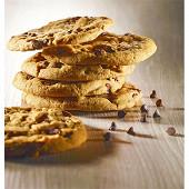 Cookies aux pépites de chocolat x4