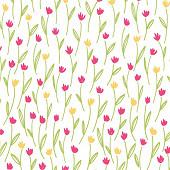 Serviettes x20 ludivine fuchsia yellow 33x33cm 3 plis