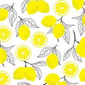 Serviettes x20 acidoulus yellow black 33x33cm 3 plus