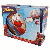 Coffret 3 pièces céramique spiderman