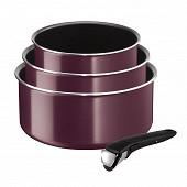 Ingenio essential violet 4 pièces - non induction