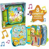 Titounis - mon livre éducatif musical