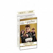 Album Panini - Harry Potter saga tc blister 7 pochettes + 1 offerte