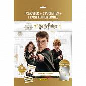 Album Panini - Harry Potter saga tc starter pack