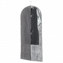 Housse vêtements coloris gris clair