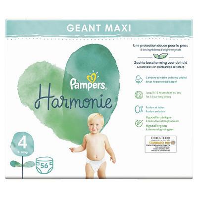 Pampers Pampers harmonie langes maxi geant 56ct