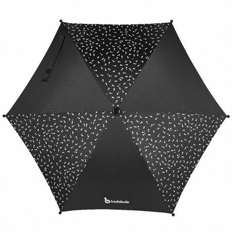 Ombrelle Anti UV 50+ noire badabulle