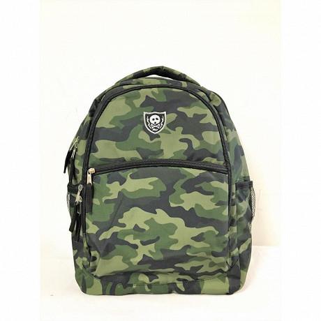 Sac à dos teen collège camouflage