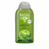 Le petit marseillais force & eclat pomme & feuille d'olivier bio 250ml