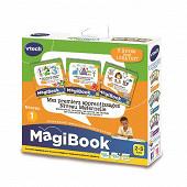 MagiBook -Pack 3 livres Niveau Maternelle