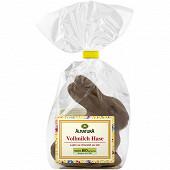 Alnatura lapin au chocolat au lait 60g
