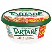 Tartare noix et éclats d'amandes pot 250g offre découverte