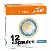Familia Wiss étui 12 capsules D82