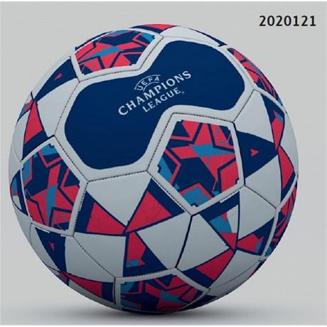Ballon de football champions league 20/21 T5 qualité junior 1,6mm