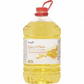 PP Blanc huile végétale pour friture 5l