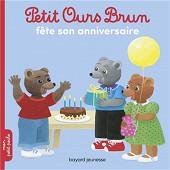 Album jeunesse - Petit Ours Brun fête son anniversaire