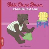 Album jeunesse - Petit Ours Brun s'habille tout seul