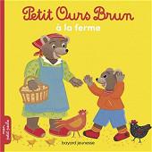 Album jeunesse - Petit Ours Brun à la ferme