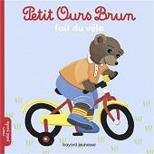 Album jeunesse - Petit Ours Brun fait du vélo