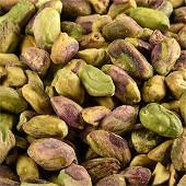 Juste bio pistaches décortiquées