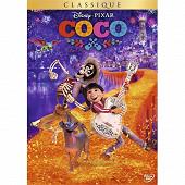 Dvd coco