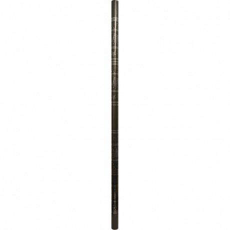 Rouleau chromé decoré noir/argent 5m x 1m18
