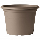 Pot cilindro day r camel 25 cm
