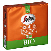 Segafredo premium d'arôme bio moulu 2x250g