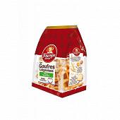 La Fournée Dorée 5 gaufres liégeoises beurre et sucre perlé 275g