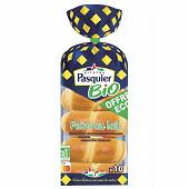 Brioche Pasquier pains au lait bio x10 350g offre éco
