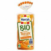 Harrys brioche tressée bio sans additifs 400g