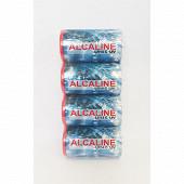 4 piles alcalines C (LR14)