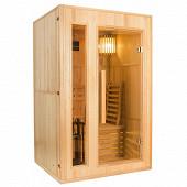 Sauna vapeur zen 2