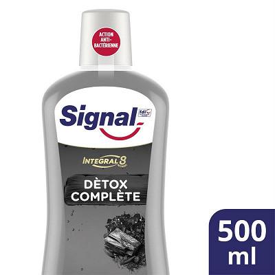 Signal Signal Integral 8 bain de bouche Détox complète 500ml