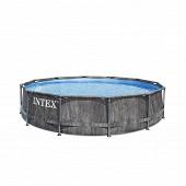 Kit piscine tubulaire Baltik 3m66 x 99cm