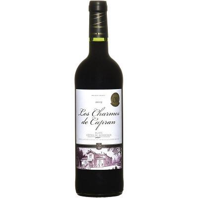 Les Charmes de Capran Blaye Côtes de Bordeaux Les Charmes de Capran 13.5% Vol.75cl