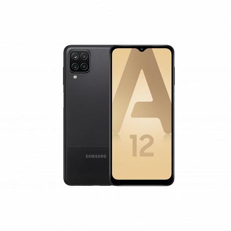 "Samsung Smartphone 6.5"" GALAXY A12 NOIR"