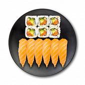 Market saumon 12