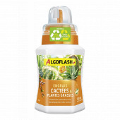 Algoflash engrais cactees et plantes grasses 250 ml