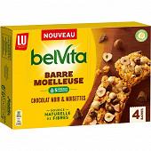Belvita barres moelleuses chocolats 160g