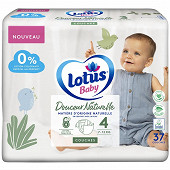 Lotus baby douce nature 37 couche T4