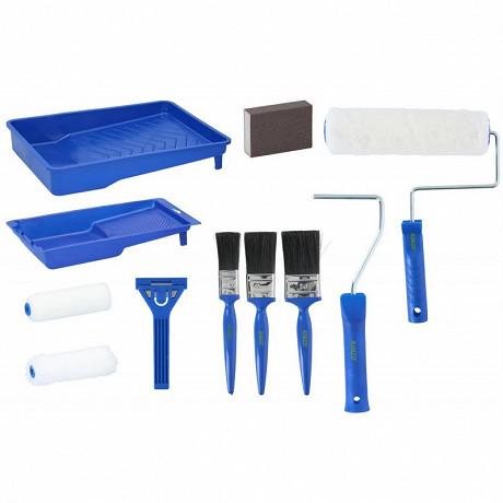 Kinzo lot de 12 outils de peinture
