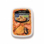 Paella au poulet et ses fruits de mer 1kg