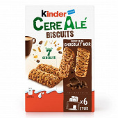 Kinder barre 7 céréales chocolat x6 204g