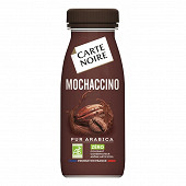 Carte noire bouteille café mochaccino bio 250ml