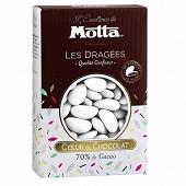 Motta les dragées chocolat blanc 500g