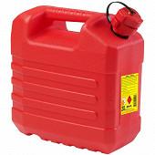 Eda jerrican plastique hydrocarbure 20l - rouge