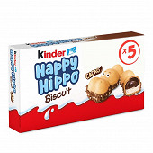 Kinder happy hippo cacao t5 103g