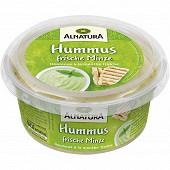 Alnatura Houmous menthe fraîche Bio 150g